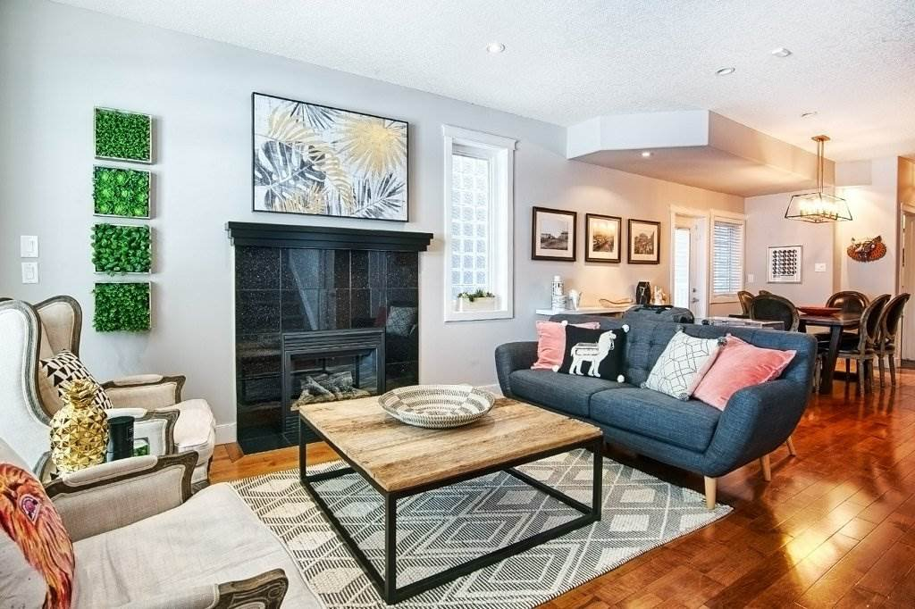 Main Photo: 10137 122 Street in Edmonton: Zone 12 House Half Duplex for sale : MLS®# E4216655