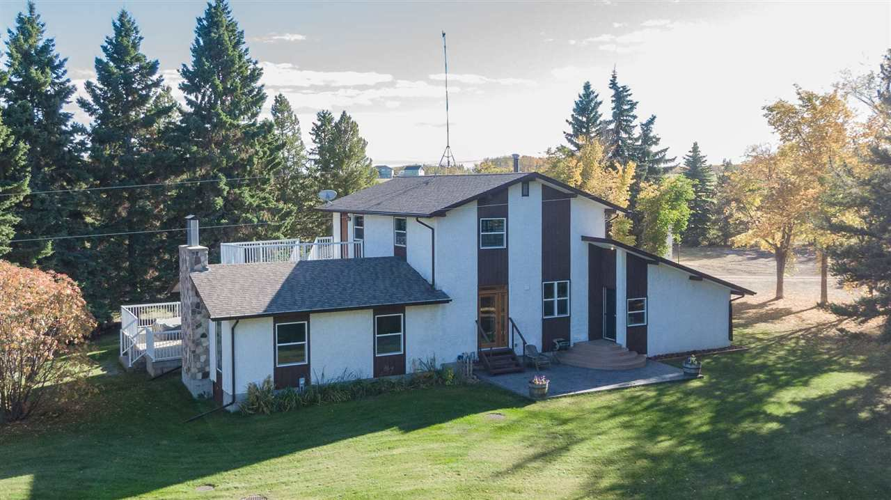 Main Photo: 462064A Hwy 771: Rural Wetaskiwin County House for sale : MLS®# E4217484