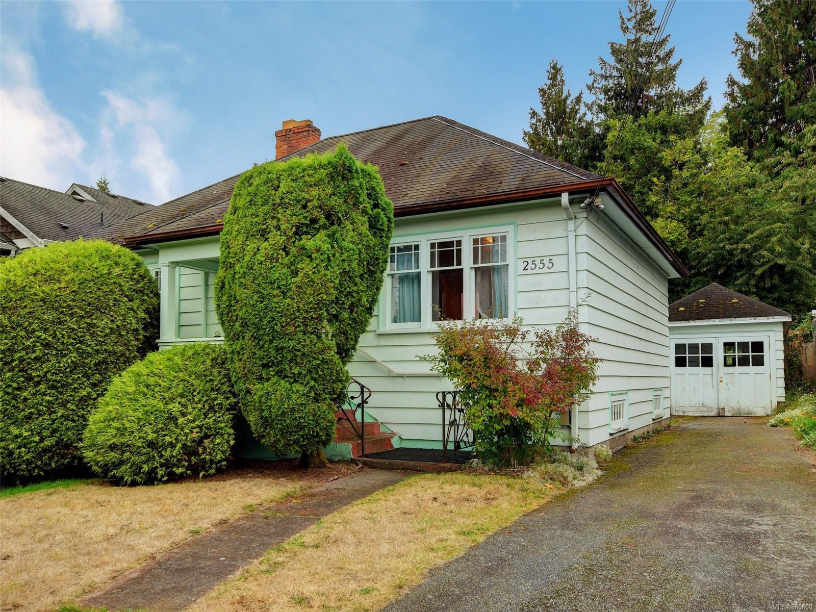 Main Photo: 2555 Sinclair Rd in : SE Cadboro Bay House for sale (Saanich East)  : MLS®# 860605
