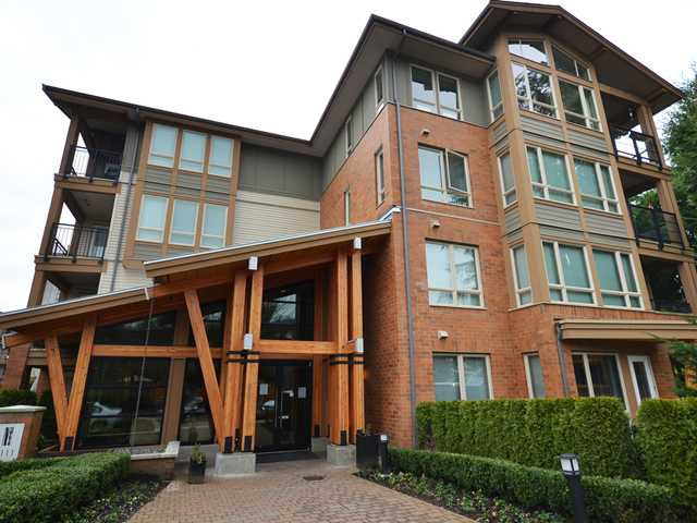 "Main Photo: 316 1111 E 27TH Street in North Vancouver: Lynn Valley Condo for sale in ""BRANCHES"" : MLS®# V937033"
