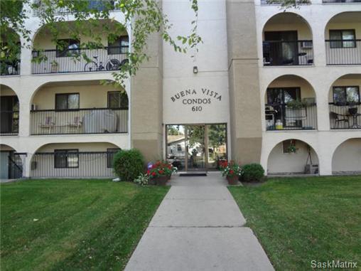 Main Photo: 202 610 Hilliard Street West in Saskatoon: Exhibition Condominium for sale (Saskatoon Area 02)  : MLS®# 443272