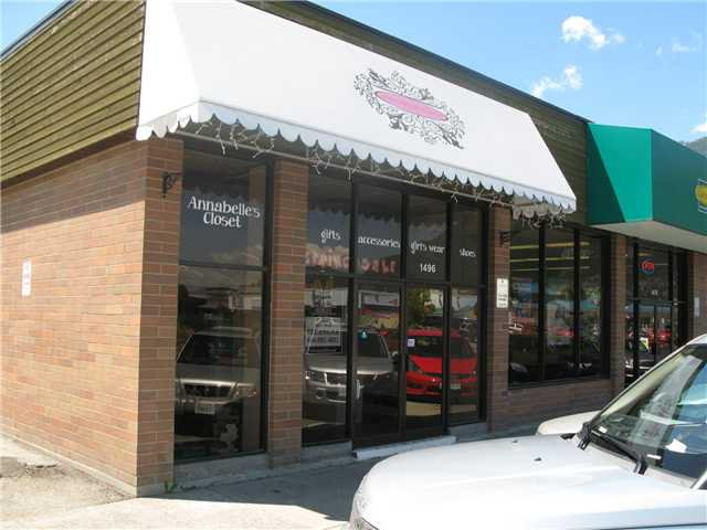 Main Photo: B99 1496 WINNIPEG Street in : Downtown SQ Commercial for lease (Squamish)  : MLS®# V4035313