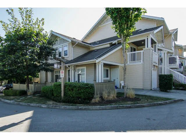 "Main Photo: 120 20033 70TH Avenue in Langley: Willoughby Heights Townhouse for sale in ""DENIM"" : MLS®# F1419631"