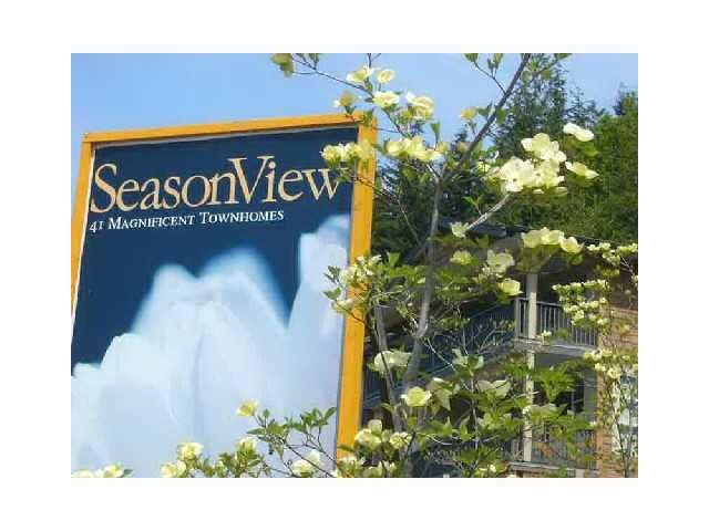 "Main Photo: 15 1026 GLACIER VIEW Drive in Squamish: Garibaldi Highlands Townhouse for sale in ""SEASONVIEW"" : MLS®# V1081558"
