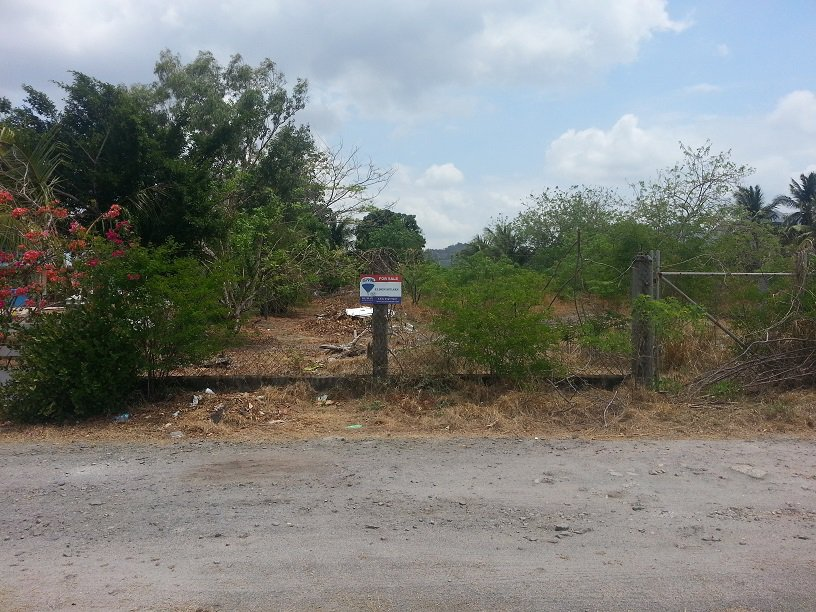 Main Photo: Playa Malibu, Nueva Gorgona - Single large lot with beach access!
