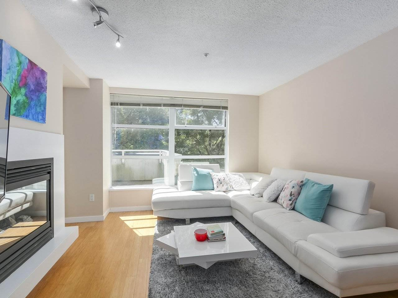 Main Photo: 218 2768 CRANBERRY DRIVE in Vancouver: Kitsilano Condo for sale (Vancouver West)  : MLS®# R2298896