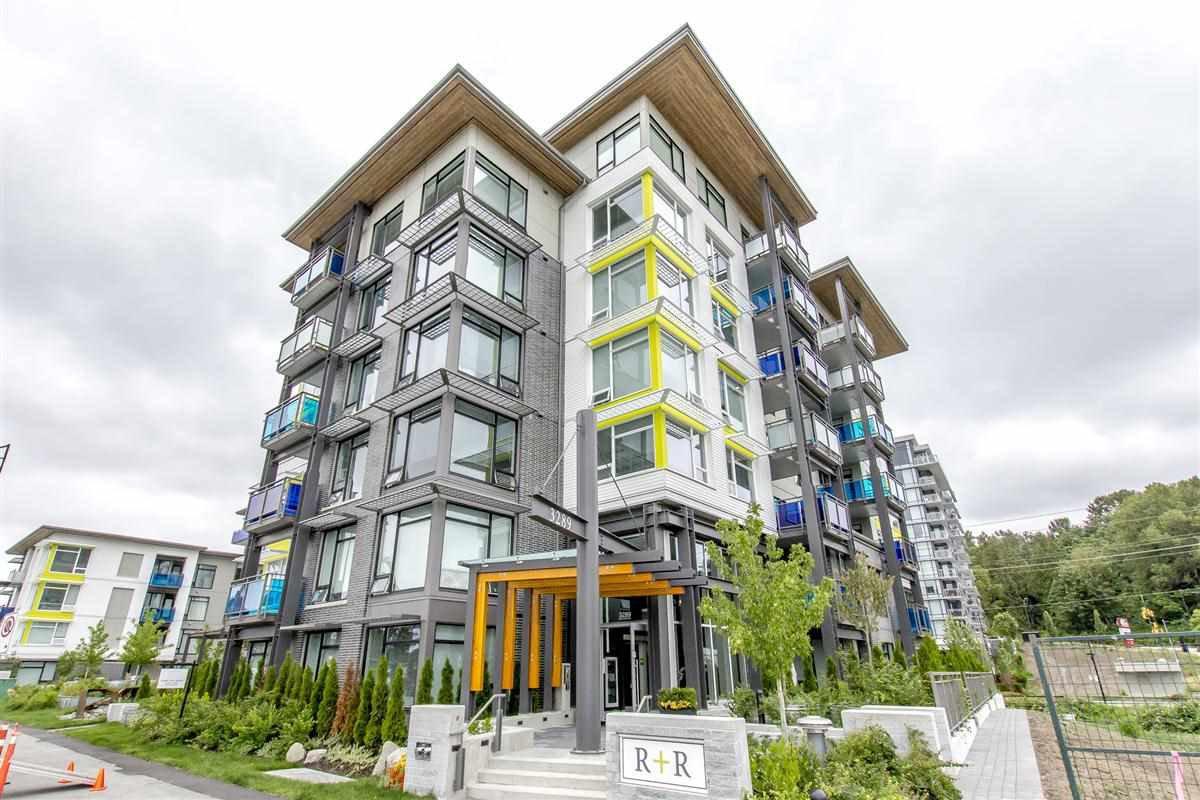 Main Photo: R + R - 405 3289 Riverwalk Avenue, Vancouver BC