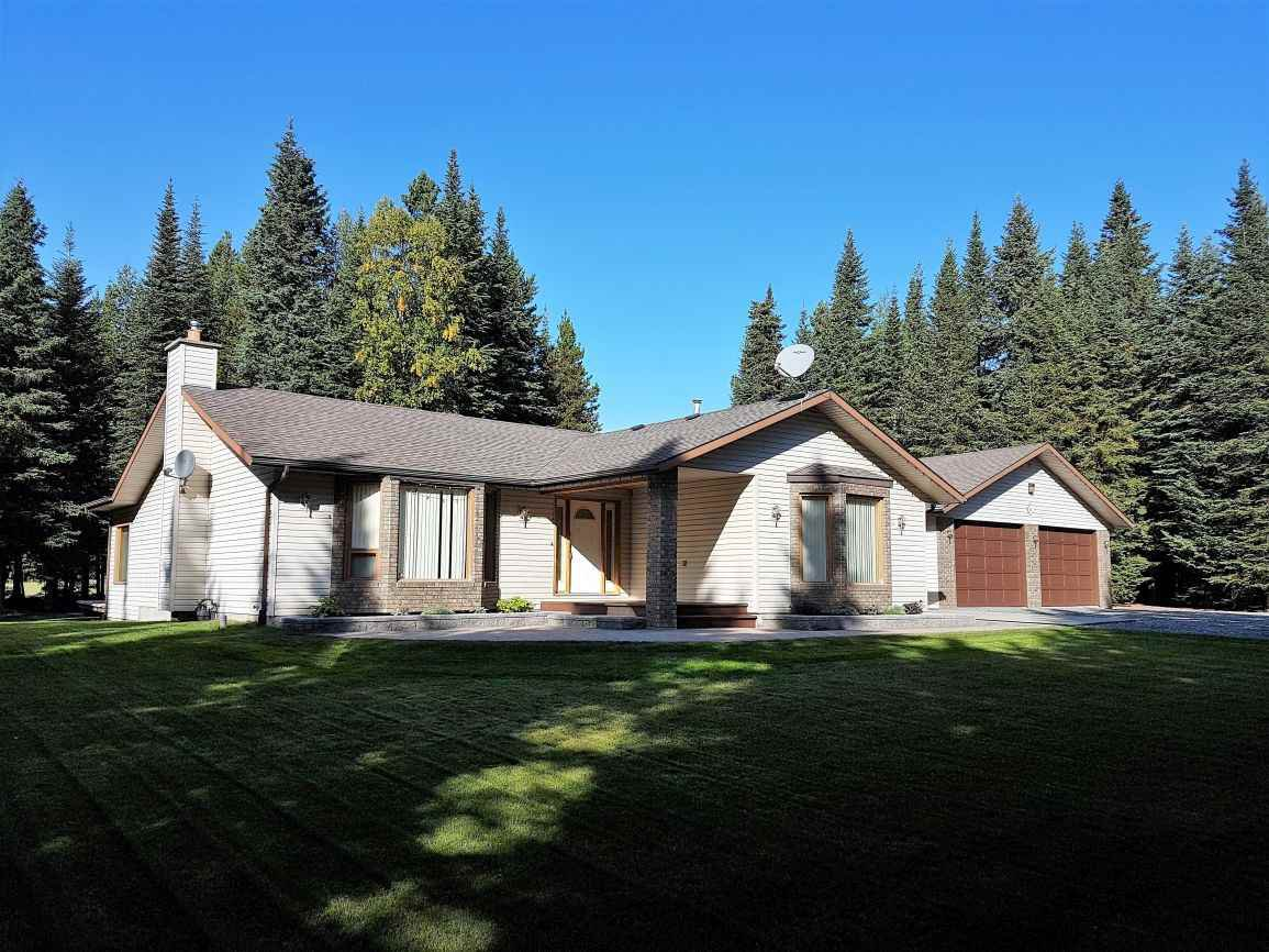 Main Photo: 8545 WILD ROSE ROAD in : Chief Lake Road House for sale : MLS®# R2224731