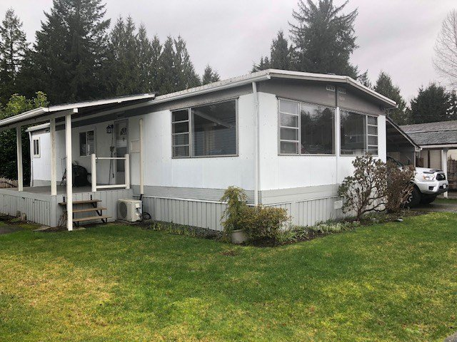 "Photo 2: Photos: 23 12868 229 Street in Maple Ridge: East Central Manufactured Home for sale in ""ALOUETTE MOBILE HOME PARK"" : MLS®# R2436830"