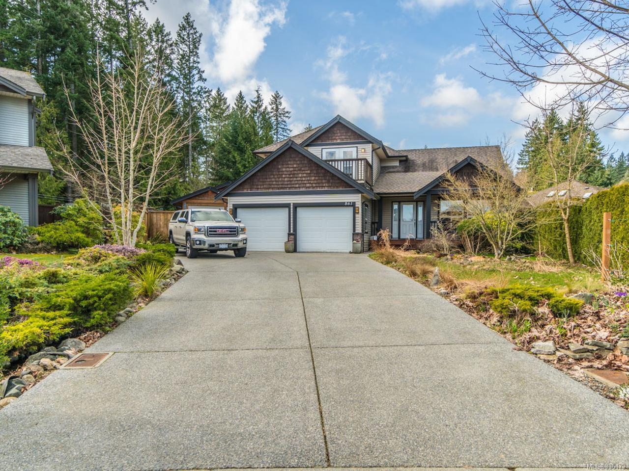 Main Photo: 861 Linwood Lane in NANAIMO: Na South Nanaimo House for sale (Nanaimo)  : MLS®# 836179