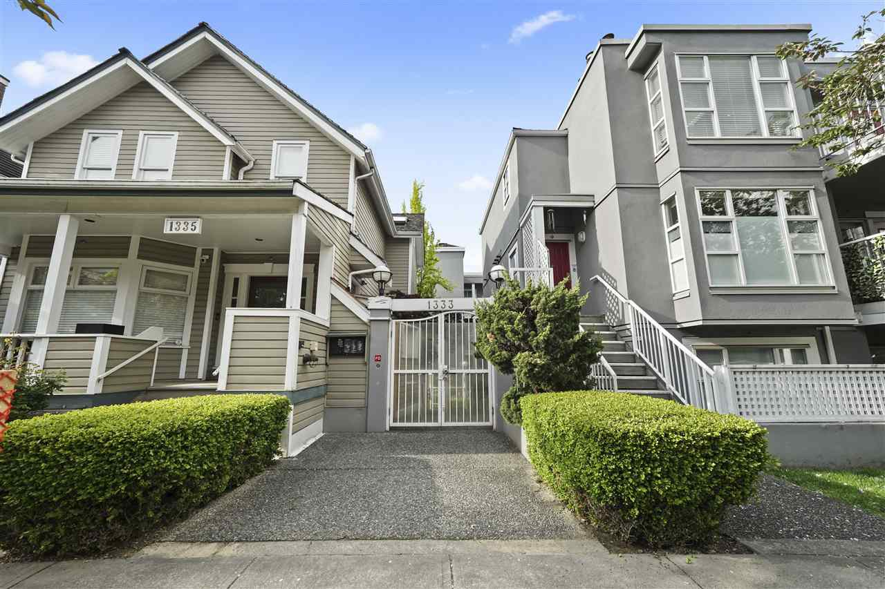 "Main Photo: 303 1333 W 7TH Avenue in Vancouver: Fairview VW Condo for sale in ""Windgate Encore"" (Vancouver West)  : MLS®# R2453610"