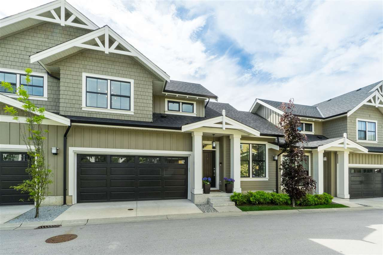 """Main Photo: 44 22057 49 Avenue in Langley: Murrayville Townhouse for sale in """"HERITAGE"""" : MLS®# R2455672"""