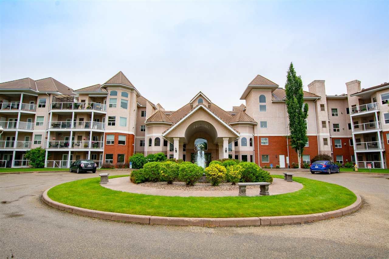 Main Photo: 303 9008 99 Avenue in Edmonton: Zone 13 Condo for sale : MLS®# E4202616