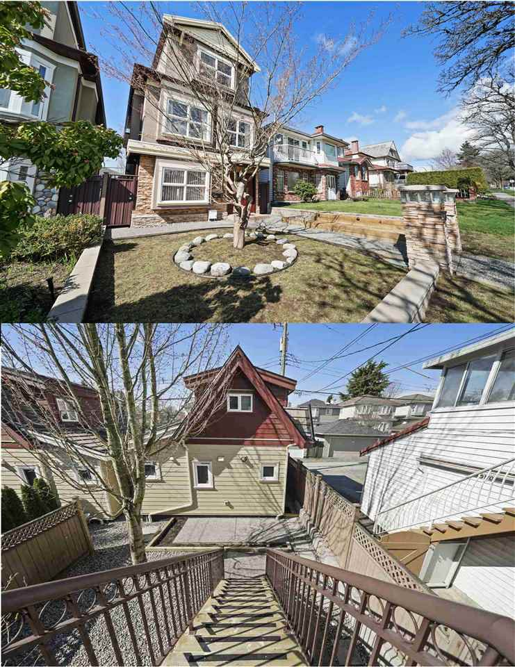 Main Photo: 7787 HUDSON Street in Vancouver: Marpole House for sale (Vancouver West)  : MLS®# R2469729