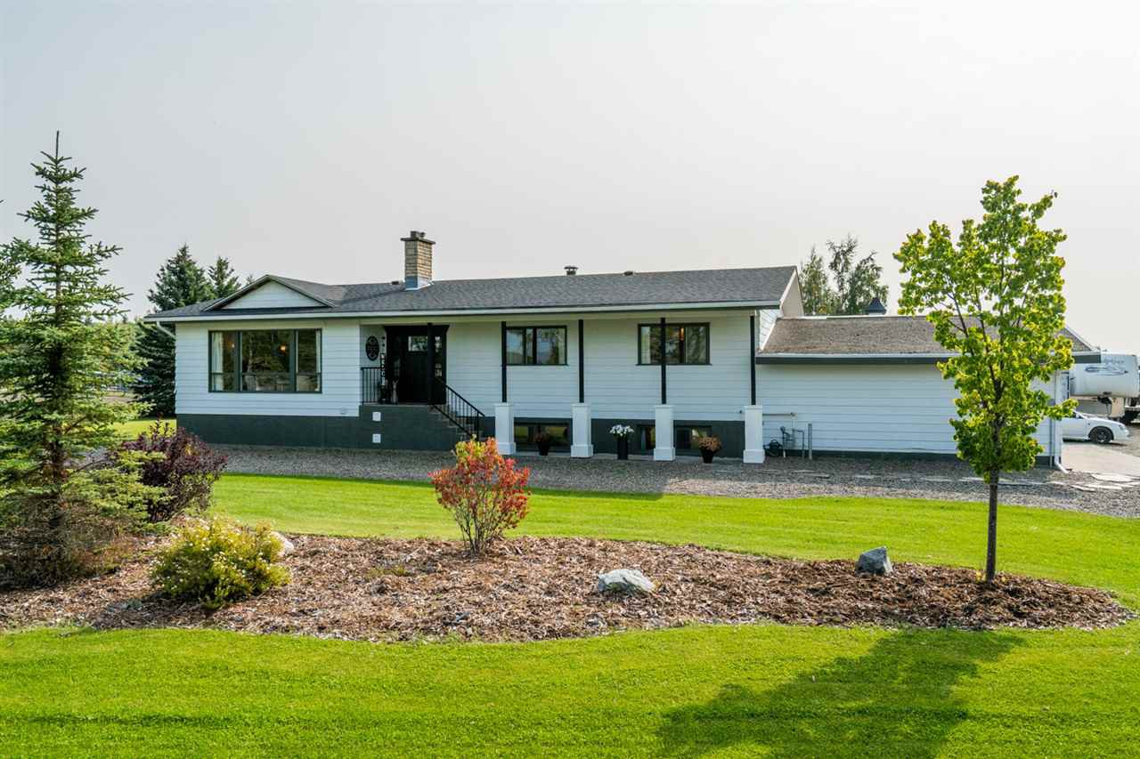 Main Photo: 10555 MURALT Road in Prince George: Beaverley House for sale (PG Rural West (Zone 77))  : MLS®# R2499912