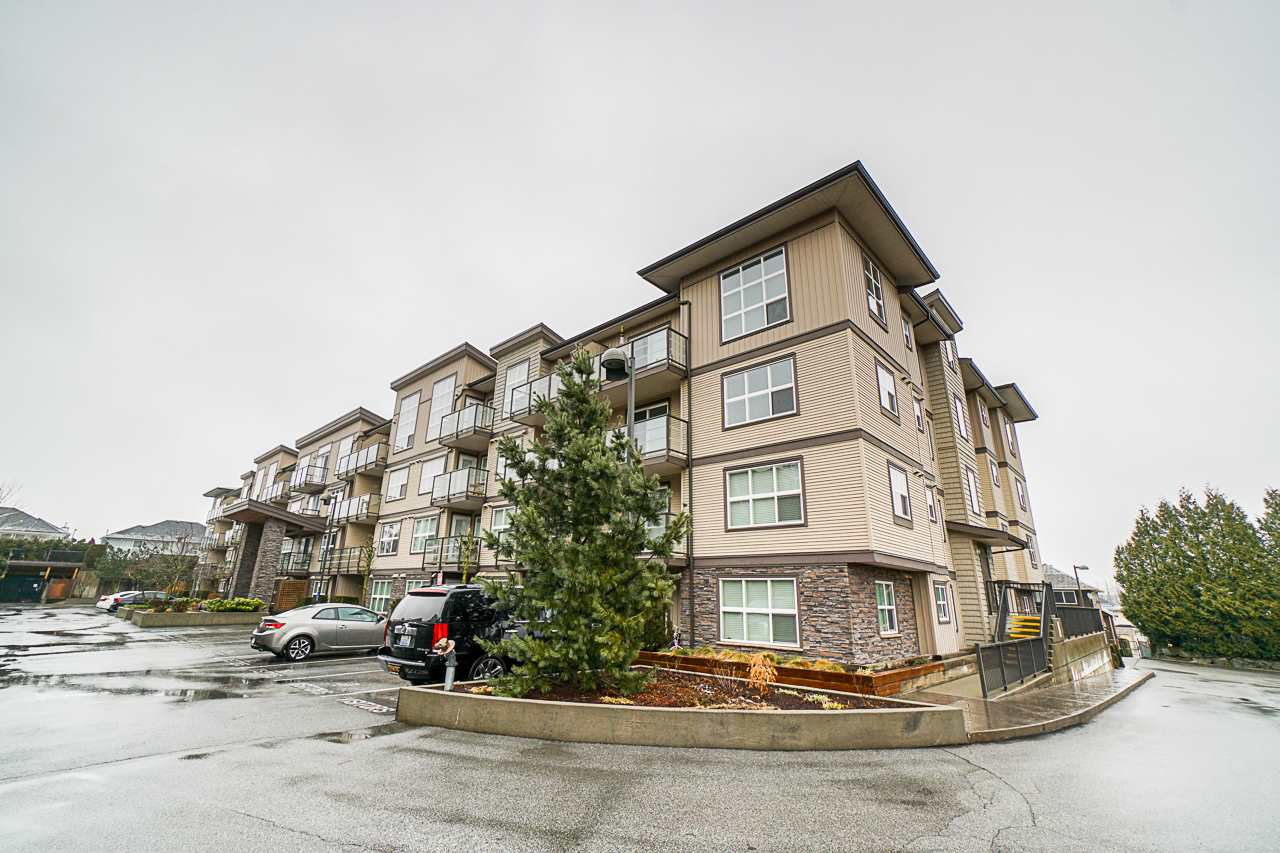 Main Photo: 322 30525 CARDINAL Avenue in Abbotsford: Abbotsford West Condo for sale : MLS®# R2503974