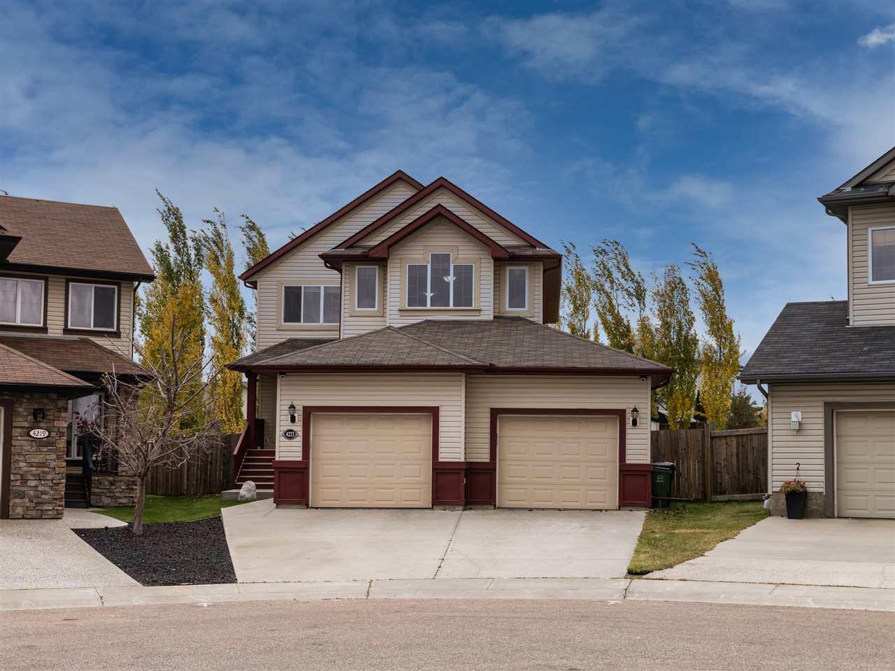 Main Photo: 4223 157 Avenue in Edmonton: Zone 03 House for sale : MLS®# E4218503