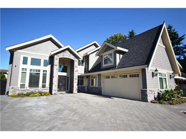 """Main Photo: 9520 BISSETT Place in Richmond: McNair House for sale in """"MCNAIR"""" : MLS®# V960748"""