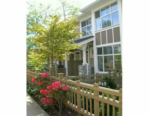 """Main Photo: 936 WESTBURY WK in Vancouver: South Cambie Townhouse for sale in """"CHURCHILL GARDENS"""" (Vancouver West)  : MLS®# V587835"""