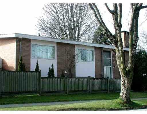 Main Photo: 4125 BLENHEIM ST in : Dunbar House for sale : MLS®# V688552
