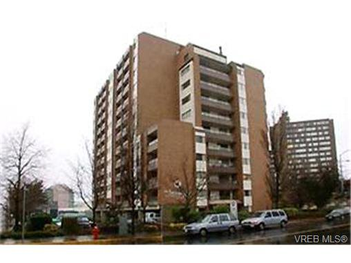 Main Photo: 207 1630 Quadra Street in VICTORIA: Vi Central Park Condo Apartment for sale (Victoria)  : MLS®# 218441