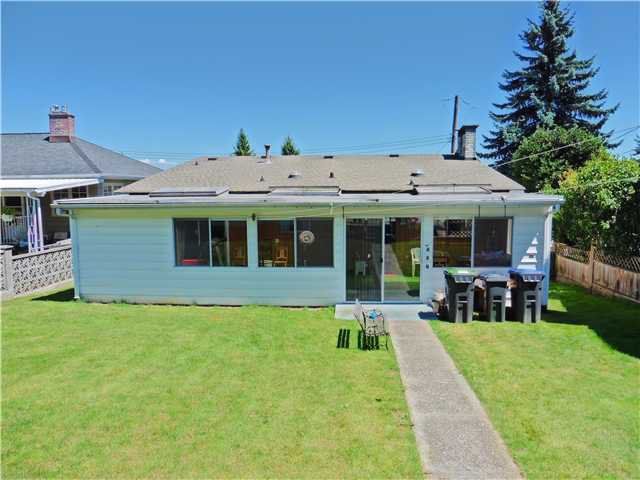 Photo 11: Photos: 507 AMESS Street in New Westminster: The Heights NW House for sale : MLS®# V1074508