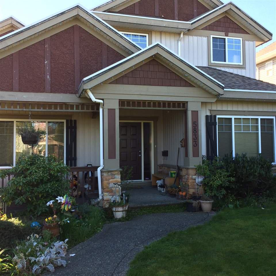 Main Photo: 5833 168 STREET in Surrey: Cloverdale BC House for sale (Cloverdale)  : MLS®# R2052507
