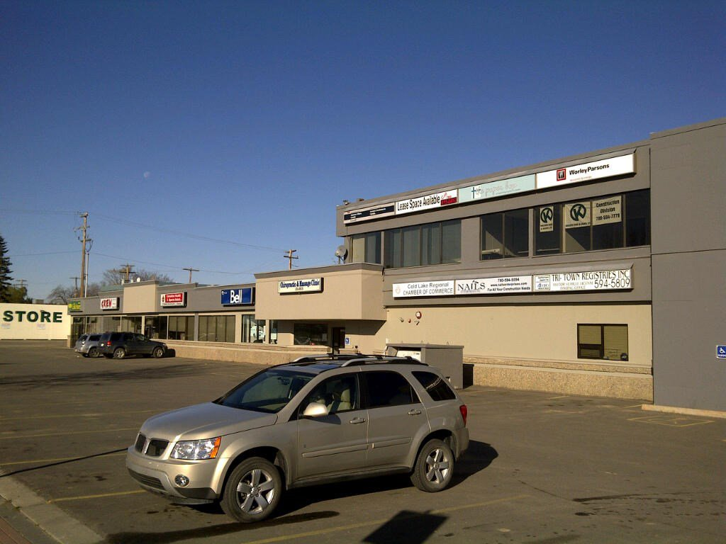 Main Photo: 4910 50 AV: Cold Lake Office for lease : MLS®# E4041338