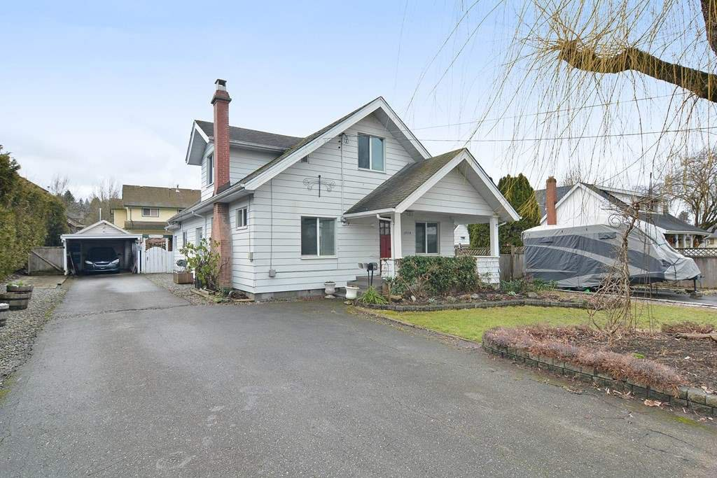 Main Photo: 21518 48 AVENUE in Langley: Murrayville House for sale : MLS®# R2143003