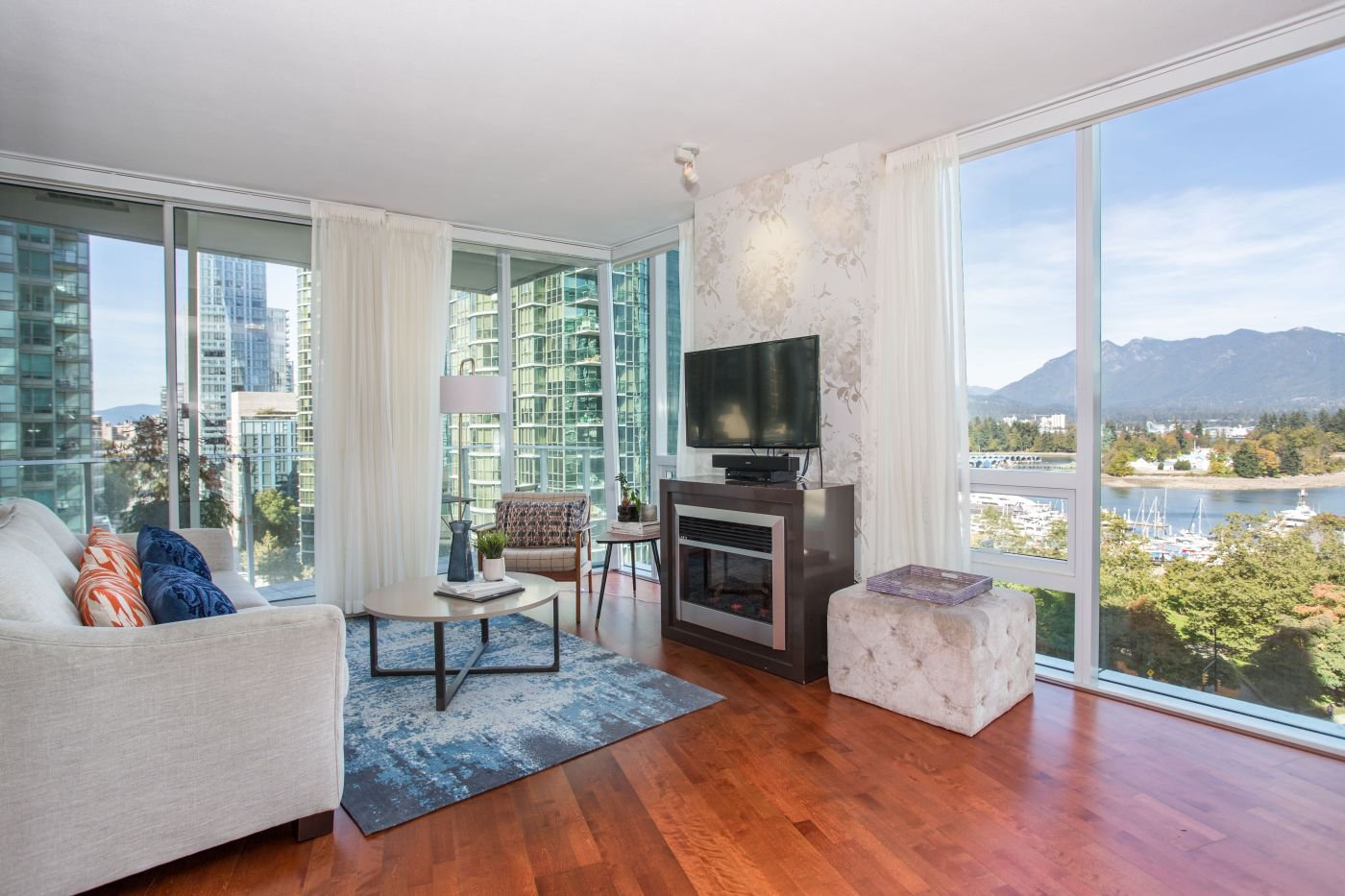 Main Photo: 1001 1227 MELVILLE Street in Vancouver: Coal Harbour Condo for sale (Vancouver West)