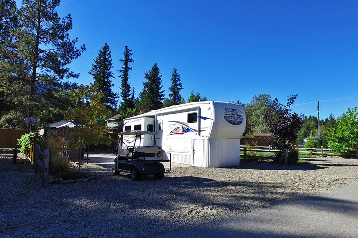 Main Photo: 45 2633 Squilax Anglemont Highway: Lee Creek Recreational for sale (North Shuswap)  : MLS®# 10128280