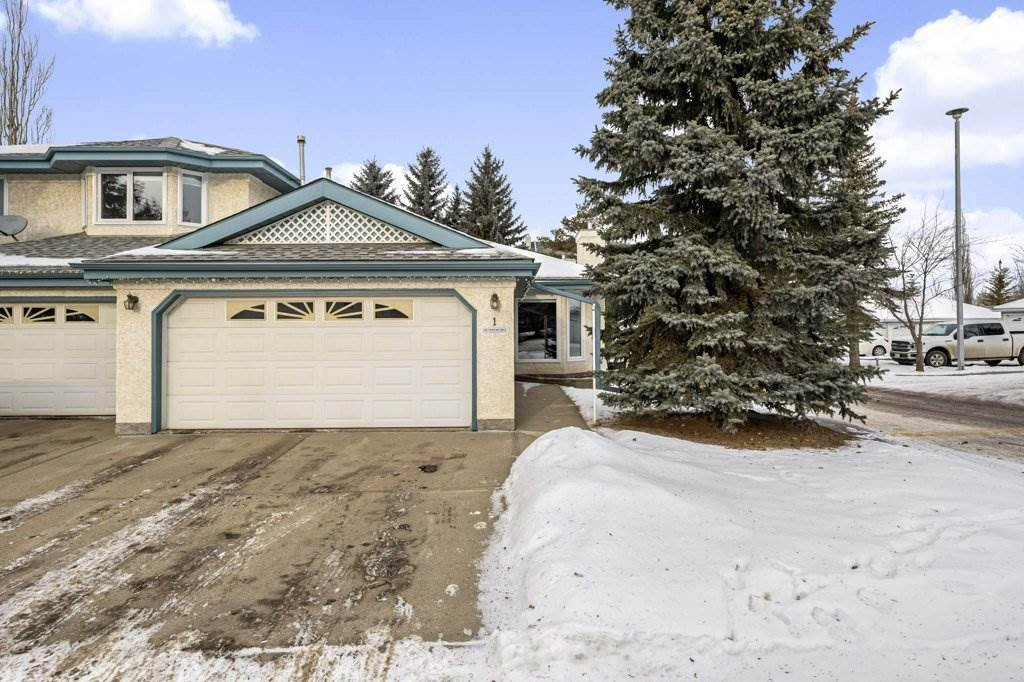 Main Photo: 1 85 GERVAIS Road: St. Albert Townhouse for sale : MLS®# E4183278