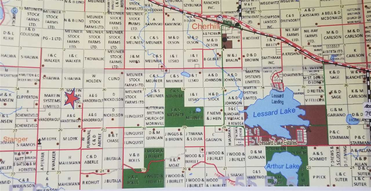 Main Photo: TWP RD 555 RR61 SE: Rural Lac Ste. Anne County Rural Land/Vacant Lot for sale : MLS®# E4192049