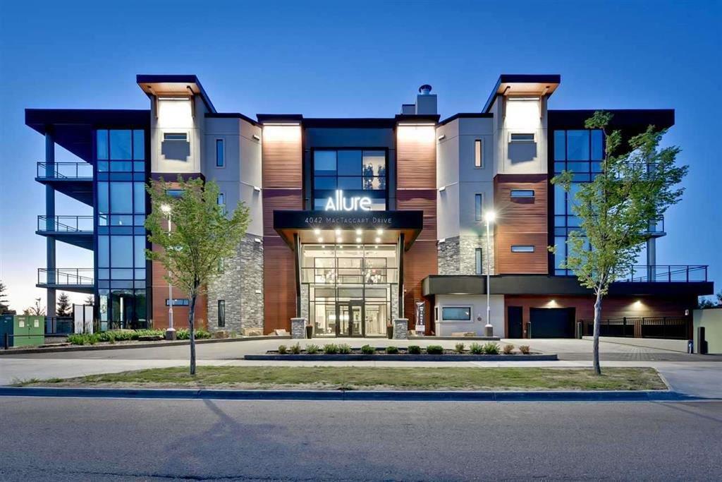 Main Photo: 204 4042 MACTAGGART Drive in Edmonton: Zone 14 Condo for sale : MLS®# E4192200