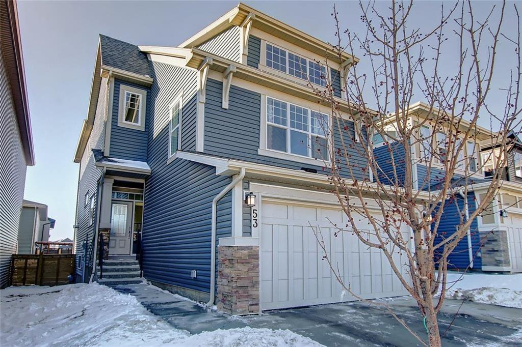 Main Photo: 53 SAGE BLUFF View NW in Calgary: Sage Hill Detached for sale : MLS®# C4296011