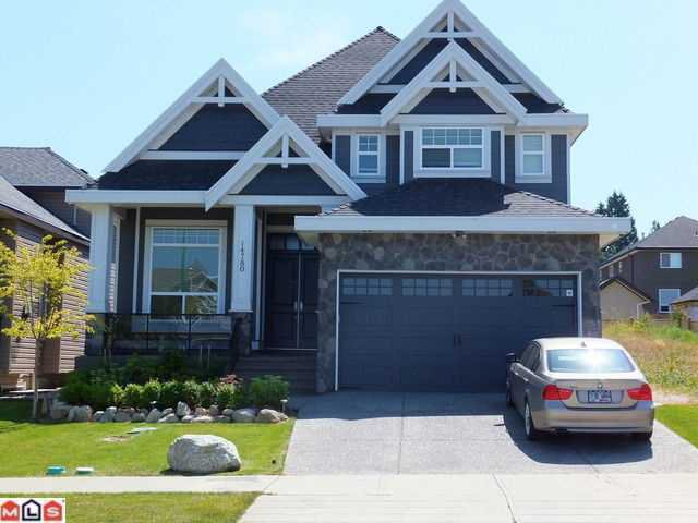 Main Photo: 14780 61st Avenue in surrey: Sullivan Station House for sale (Surrey)  : MLS®# F1321727