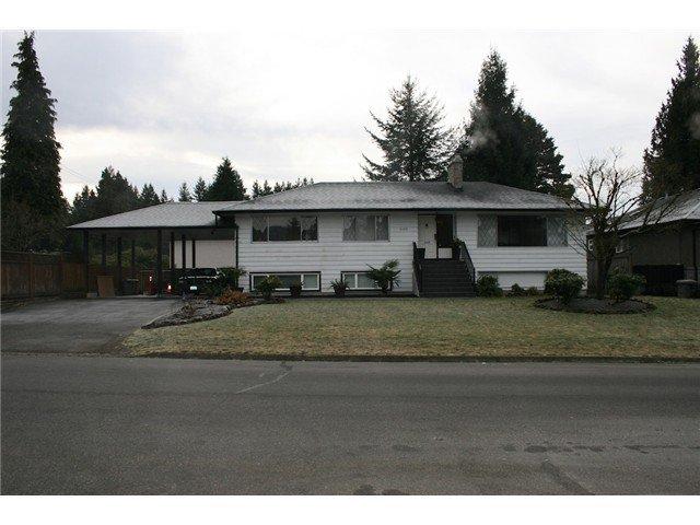 Main Photo: 2100 Crane Av in Coquitlam: Central Coquitlam House for sale : MLS®# V1058392