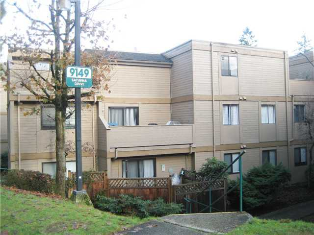 Main Photo: 301 9149 SATURNA Drive in BURNABY: Simon Fraser Hills Condo for sale (Burnaby North)  : MLS®# V861237