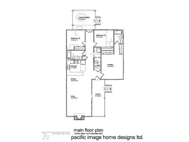 Photo 4: Photos: 1388 ENDERBY AV in Tsawwassen: Beach Grove House for sale : MLS®# V1090079