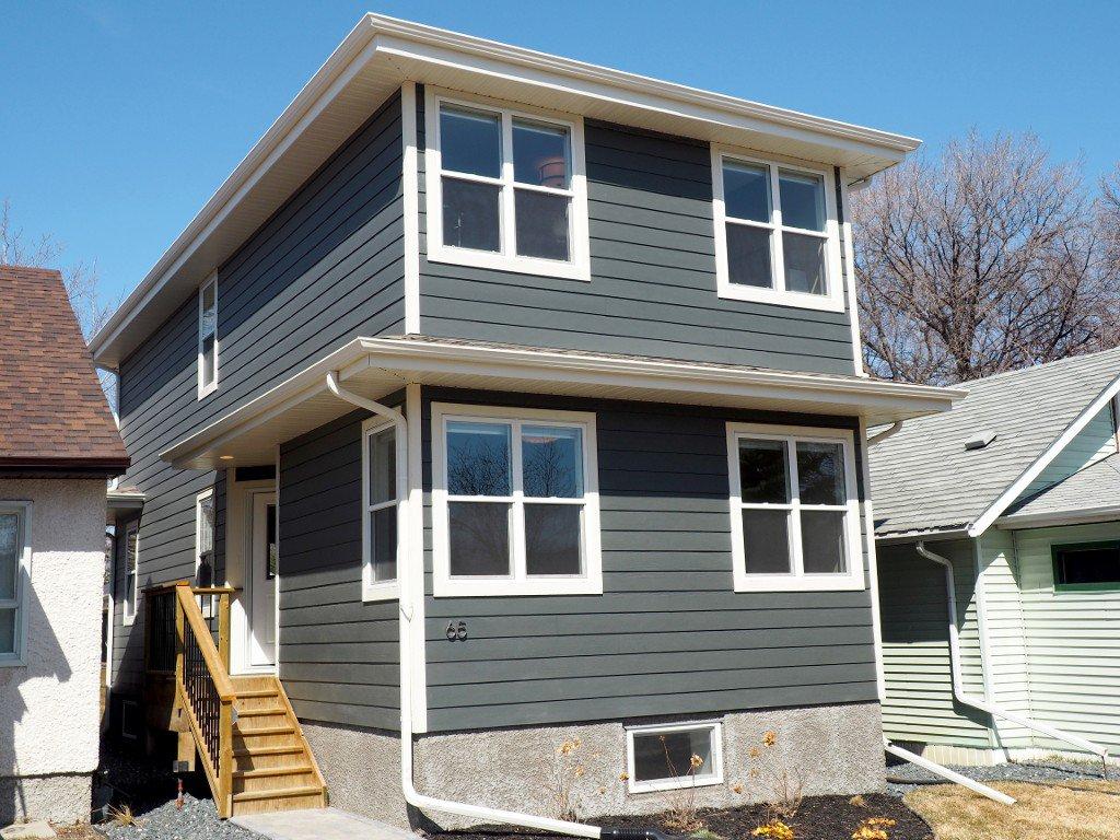 Main Photo: 65 Pilgrim Avenue in Winnipeg: Single Family Detached for sale : MLS®# 1608746