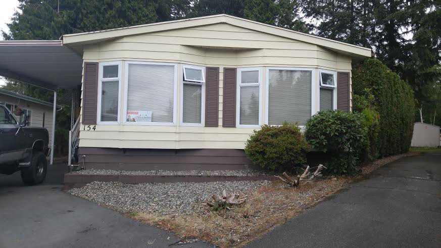 Main Photo: 154 3665 244 STREET in Langley: Otter District Manufactured Home for sale : MLS®# R2081609