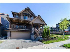 Main Photo: 3395 Horizon Drive in Coquitlam: Burke Mountain House for sale : MLS®# 10115444