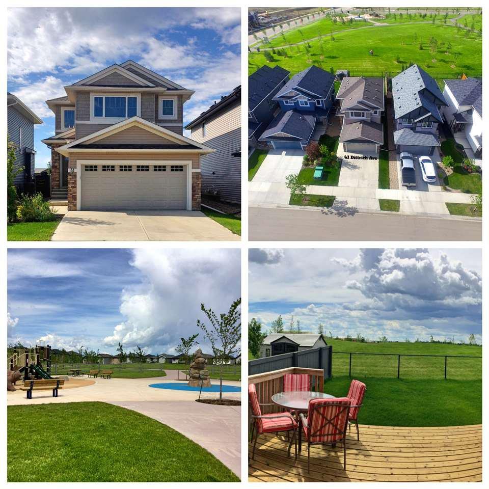 Main Photo: 41 DITTRICH: Fort Saskatchewan House for sale : MLS®# E4026517