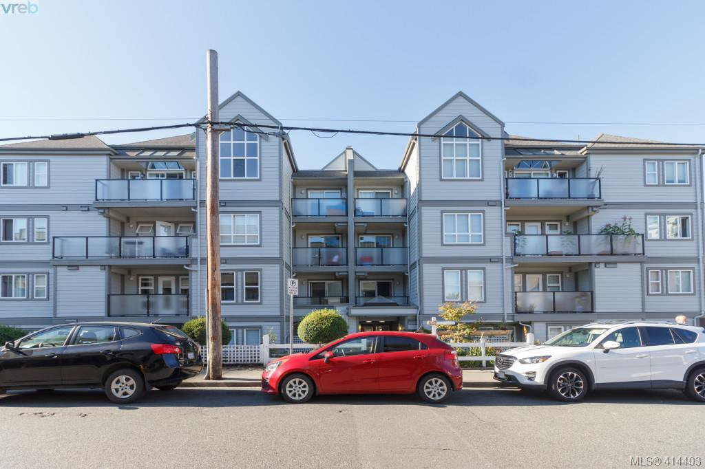 Main Photo: 315 827 North Park Street in VICTORIA: Vi Central Park Condo Apartment for sale (Victoria)  : MLS®# 414403