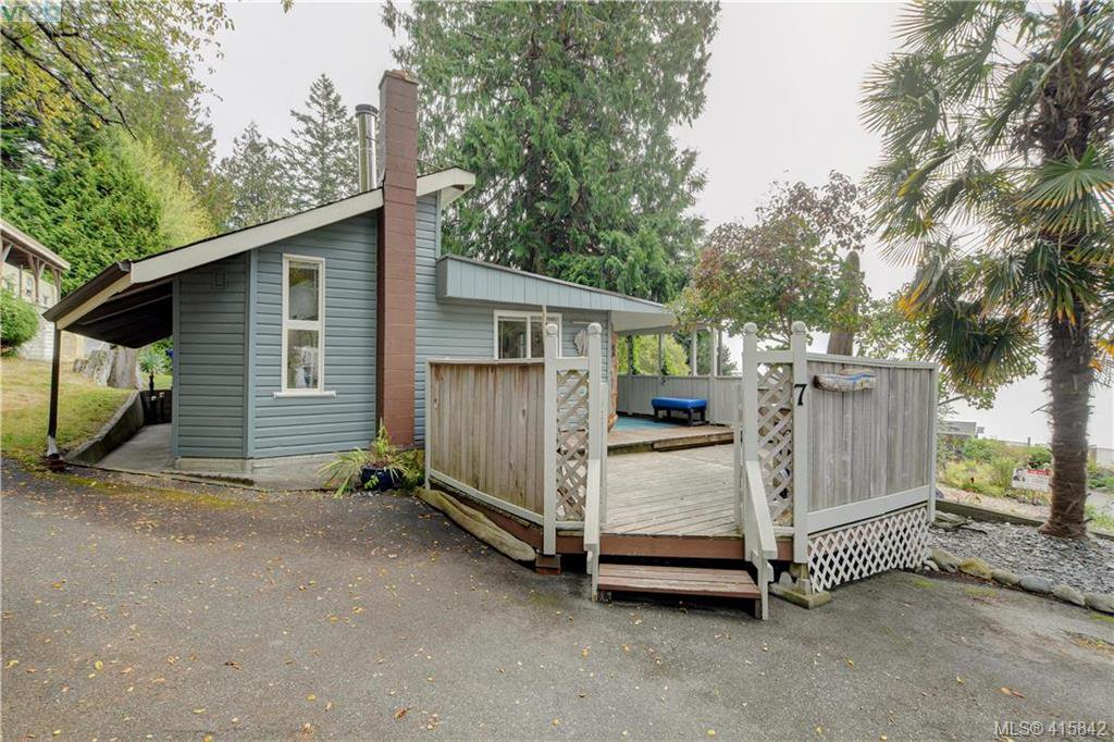 Photo 22: Photos: 7 8177 West Coast Rd in SOOKE: Sk West Coast Rd Manufactured Home for sale (Sooke)  : MLS®# 824859