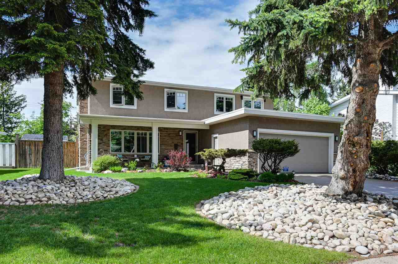 Main Photo: 6 VALLEYVIEW Crescent in Edmonton: Zone 10 House for sale : MLS®# E4188941