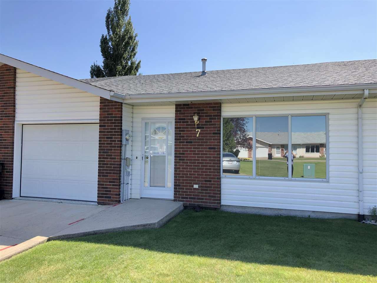 Main Photo: : Westlock House Half Duplex for sale : MLS®# E4208497