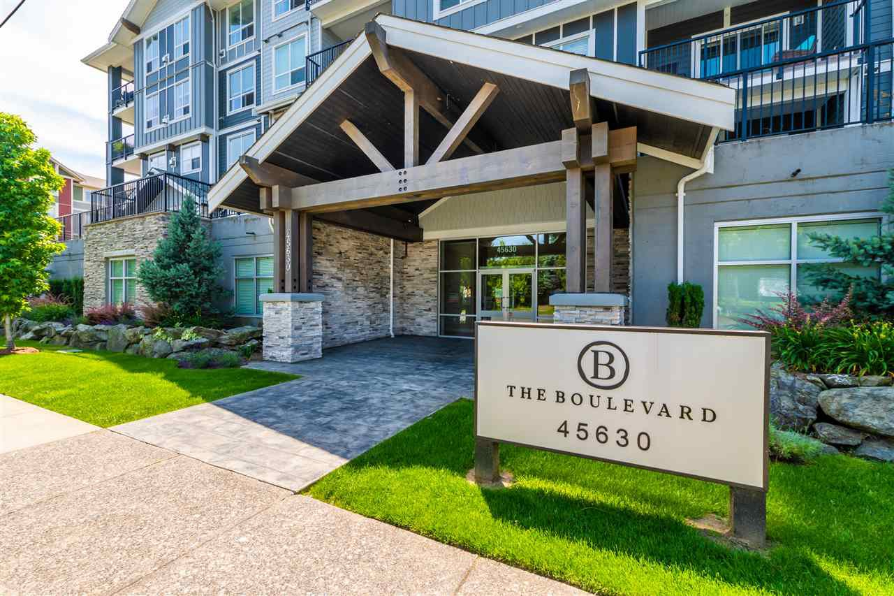 """Photo 23: Photos: 206 45630 SPADINA Avenue in Chilliwack: Chilliwack W Young-Well Condo for sale in """"The Boulevard"""" : MLS®# R2489211"""