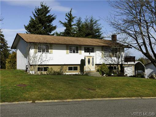 Main Photo: 1356 Columbia Ave in BRENTWOOD BAY: CS Brentwood Bay House for sale (Central Saanich)  : MLS®# 640784