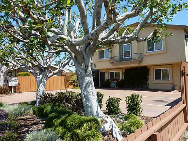 Main Photo: NORTH PARK Home for sale or rent : 1 bedrooms : 3747 32nd #1 in San Diego